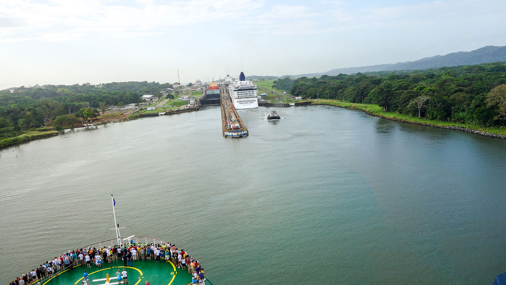 The Panama Cruise