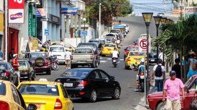 Manta, Ecuador