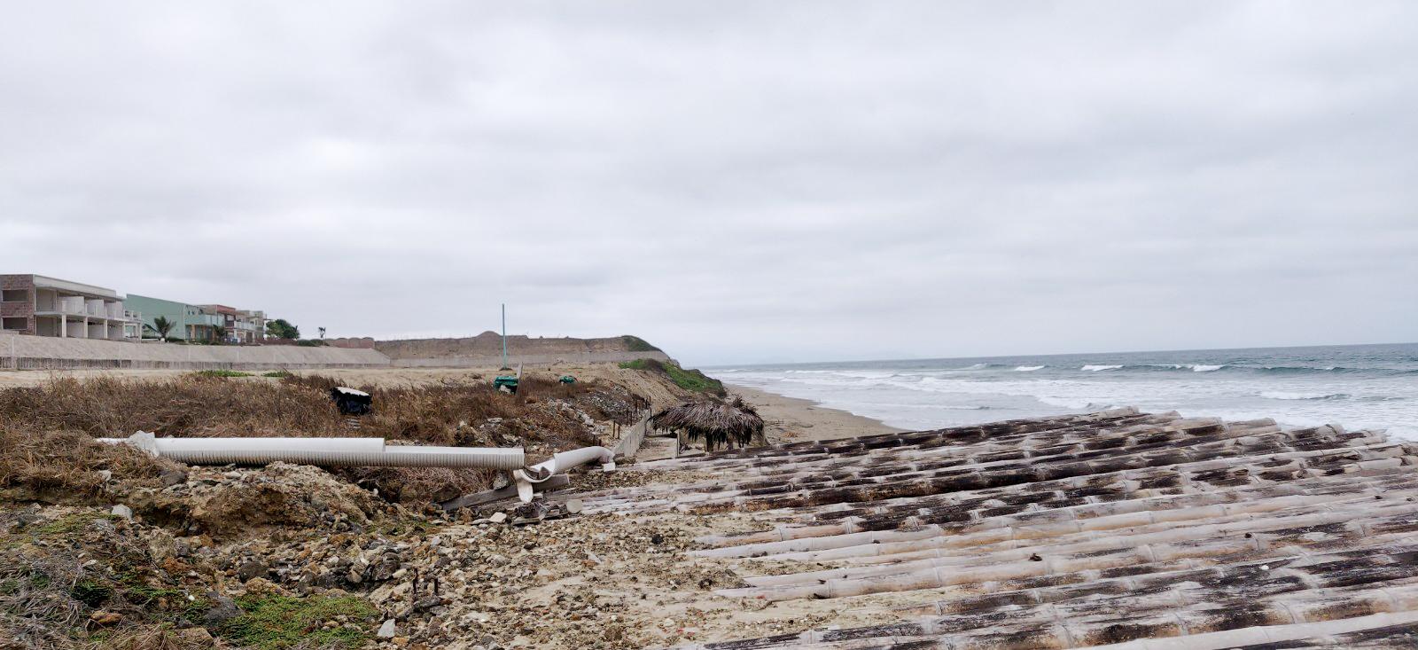 HolaEcuador describes this as a 'pristine beach'