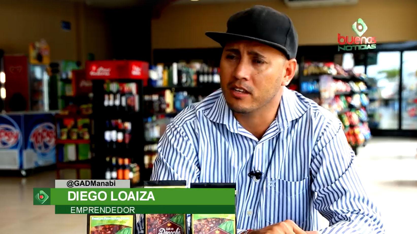 Diego Loaiza on Buenas Noticias