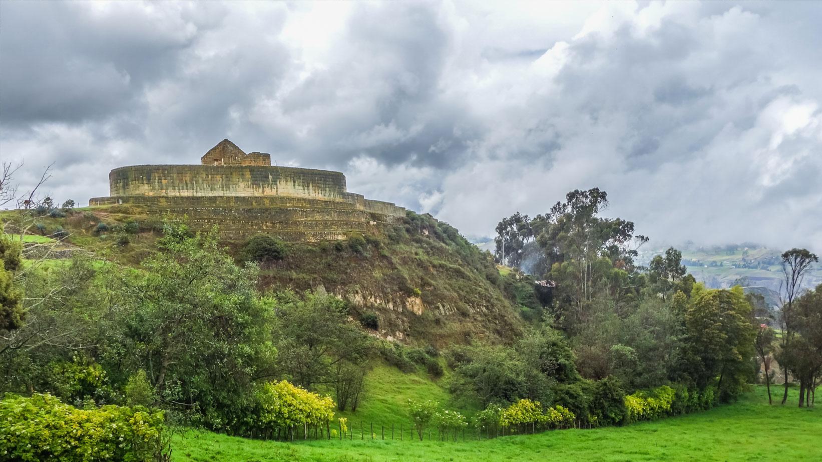 Temple of the Sun, Ingapirca